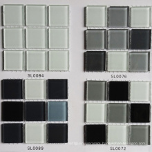 Grey Color Mosaico Wall Tile Decoartion