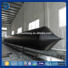 Elastomer Buoys For Ship Launching