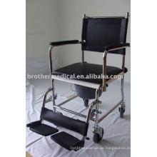 Stahl Kommode Stuhl Puder beschichtet (verchromte Option)