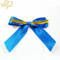 Лямки подарок ленты лук металлический Твист галстук украшения аксессуары подгонянный поставщик