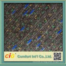 2015 último impresso tecido capa de assento