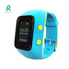 GPS Kids Tracker Reloj con masaje de voz 10 Zona segura R12