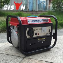 BISON China Taizhou Neuer Typ Home Gebrauch 0.5kw Benzin-Generator