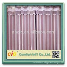 2014 moda diseño del telar jacquar del cordón de la cortina/cortinas/cortinas cortina