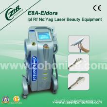 E8a Многофункциональный вертикальный Elight IPL РФ лазерное оборудование для удаления волос