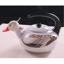 Neuer Entwurfs-Enamel-Tierkessel / Enten-Kessel