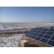 PV Boden Stahl Struktur, Solar Brackets