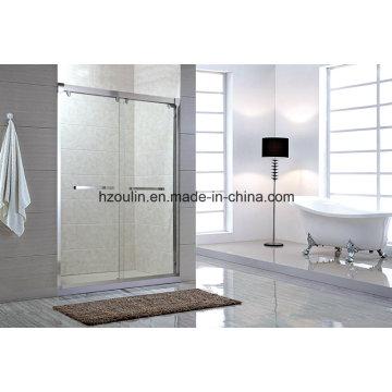 Deslizante simple ducha sala de la pantalla de la puerta del recinto (SS-103)
