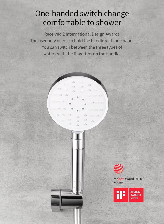 Dabai Handheld Shower Set