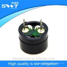 5v 12mm 2000HZ imán buzzer para la fabricación de zumbador de seguridad