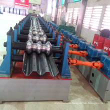 best quality 2 and 3 waves guardrail roll forming machine