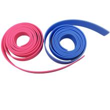 Courroie enduite en plastique de sangle de PVC de Wearable pour des produits de course de chevaux