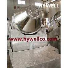 Two Dimensional Mixer for Putty Powder