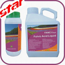 Water Soluble Liquid Organic Fertilizer Humic Acid Fulvic Acid Fertilizer