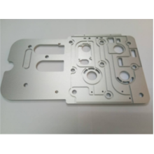 Heat transfer plate of medical anesthesia machine