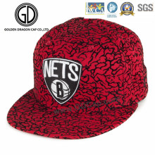 2016 Great Fashion Basketball Sports Team Snapback Cap with Embroidery
