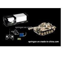 Tanques de guerra R / C (pilhas recarregáveis incluídas) Militar Toy