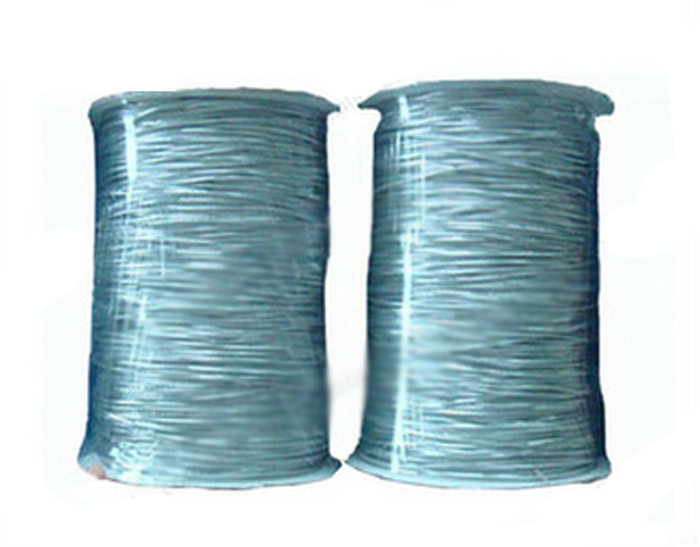 cheap silver metallic string