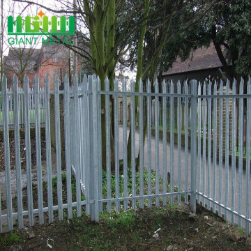 High Quality Decorative Palisade Galvanized for Wholesale
