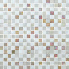 Glass Mosaic Puzzle Pattern for House Decoration