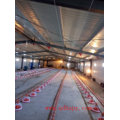 Agriculture Automatic Equipment for Broiler Layer and Breeder with Prefab House Installation