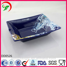 wholesale ceramic cigar ashtray ,chinese porcelain ashtray