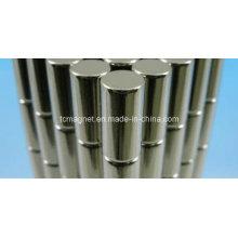 Zylinder Seltenerd-Magnet mit Ni-Beschichtung