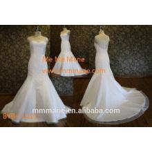 2016 sereia sexy vestido de casamento vestido