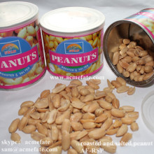 Import Export geröstete und gesalzene Erdnüsse