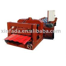 828 rolo de telha vitrificada que dá forma à máquina com alta qualidade