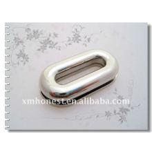 Grommets ovales métalliques