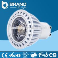 China Fábrica Traic Dimmable COB 5W LED Spotlight, CE RoHS