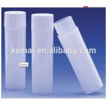 Frasco de plástico de garrafa de plástico de 4ml Frascos de tampa de parafuso