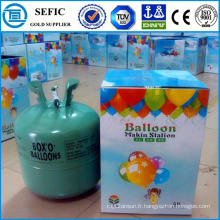 Helium Gas Cylinder avec 99,99% de gaz d'hélium (GFP-22)