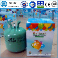 99.99% Disposable Helium Gas Cylinder with Helium Gas (GFP-22)