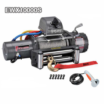 Three Stage Planetary Gear Recovery Winches 10000lbs