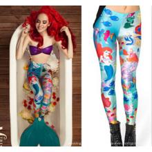 2015 Mode Frauen 3D gedruckt Leggings (58580)
