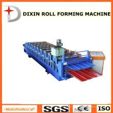 Máquina formadora de rolos Dx Double Deck