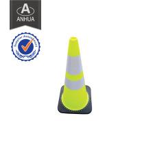 PVC e borracha segurança rodoviária Traffic Cone