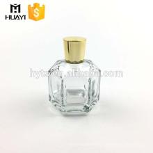 80ml rechargeable design votre propre bouteille de parfum personnalisée en verre