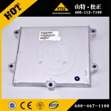 Original Komatsu spare parts PC200-8 controller 600-467-1100  excavator parts