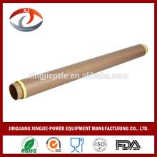 Profesional 100% Fabricantes de alta calidad PTFE de alta temperatura Teflon cinta con papel de liberación