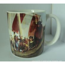 Tasse à café en céramique (CY-P147H)
