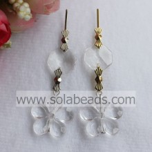 Cool 21mm Crystal Bead-Lichtvorhang Garland Drop