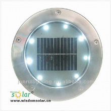 plastic solar underground light,solar underground light,plastic solar underground sigh light(JR-3210A)
