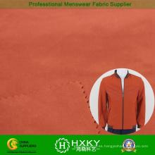 50d 2 capa pongis del poliester tela para la chaqueta para hombre