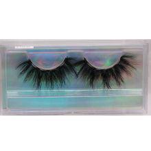 SL013H Hitomi Custom 3d Mink Eyelashes Long Eyelash soft natural mink eyelashes Fluffy 25mm Magnetic Mink Eyelashes