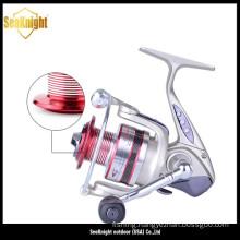 High Intensity Gapless Brake System Spinning Fishing Reel