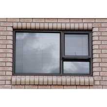 Bespoke High Class Doppelglas versteckte Roller Schiebetüren Aluminium Fenster und Türen