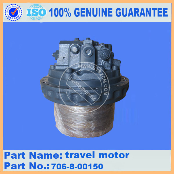 Pc400 6 Travel Motor 706 88 00150